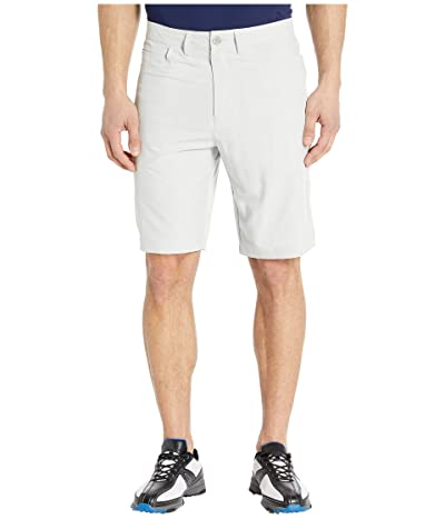 Straight Down Renegade Shorts (Silver) Men