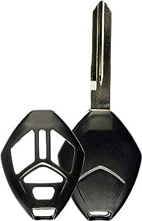 KeylessOption Keyless Entry Remote Key Fob Shell Case for 2006 2007 2008 Mitsubishi Eclipse Galant OUCG8D-620M-A