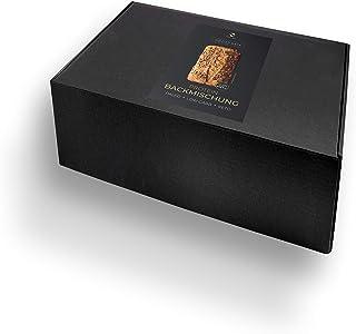 Seed Mix Eiweißbrot Backmischung 5kg Box - mit 20% Protein | Nur 4g. Kohlenhydrate! | Ohne Getreide | Ohne Gluten | für Low Carb, Paleo und Muskelaufbau | 5 x 1 Kg Gastrobox