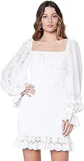 Finders Keepers Women's Honeysuckle Dress, Ivory