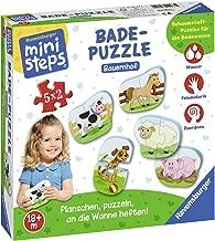 Ravensburger Ministeps 04537 Bath Puzzle Farm