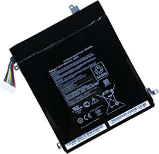 E-yiiviil C22-EP121 Laptop Battery Compatible for Asus Eee Pad B121 Eee Pad Slate Eee Slate B121-1A001F B121-1A008F B121-1A010F B121-1A016F
