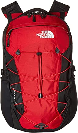 TNF Red Ripstop/TNF Black