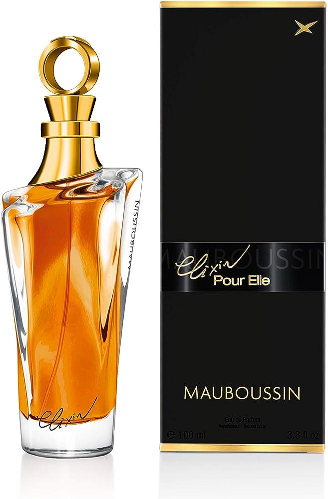 Mauboussin - eau de parfum donna fragranza orientale e saporita - 100ml 011-1