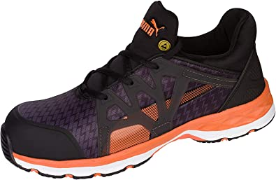 PUMA Safety Rush 2.0 MID ASTM SD Safety Shoes Safety Toe Breathable Metal Free Fiberglass Toe Cap Slip Resistant Men