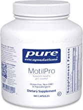 Pure Encapsulations MotilPro   Hypoallergenic Dietary Supplement to Promote Healthy Gut Motility*   180 Capsules
