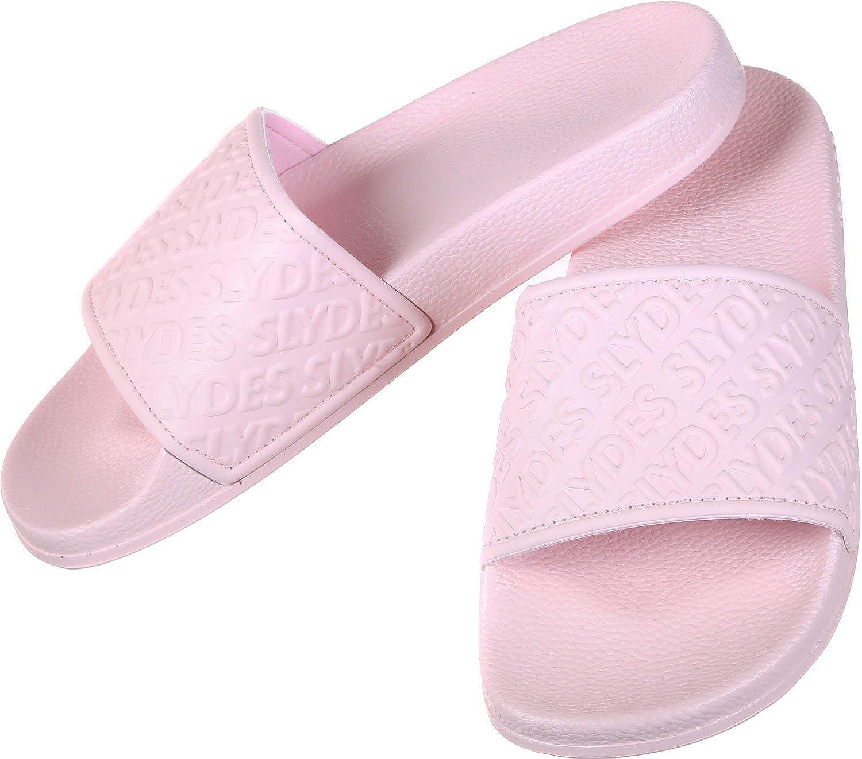 Slydes - SS18 Chance Candyfloss Women's Slider Sandals RRP  22