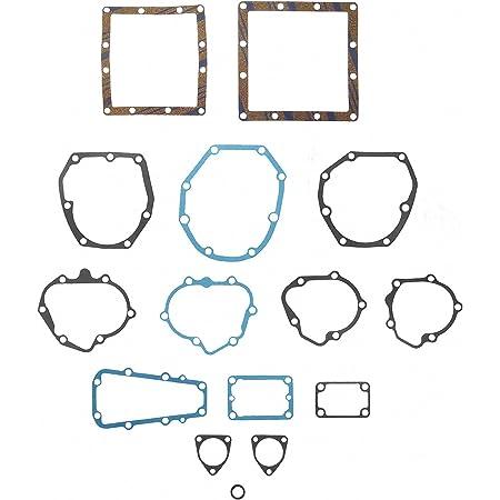Amazon Com Fel Pro Ts 80310 1 Manual Transmission Gasket Set Automotive