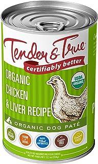 TENDER TRUE PET FOOD Organic