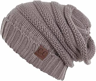 ScarvesMe Trendy Warm Oversized Chunky Soft Cable Knit Slouchy