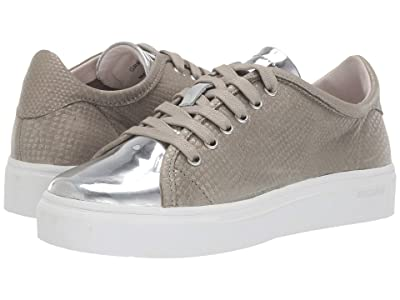 Blackstone Low Sneaker NL44 (Grey Metallic) Women