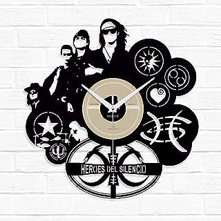 Reloj diseño LP Héroes del Silencio