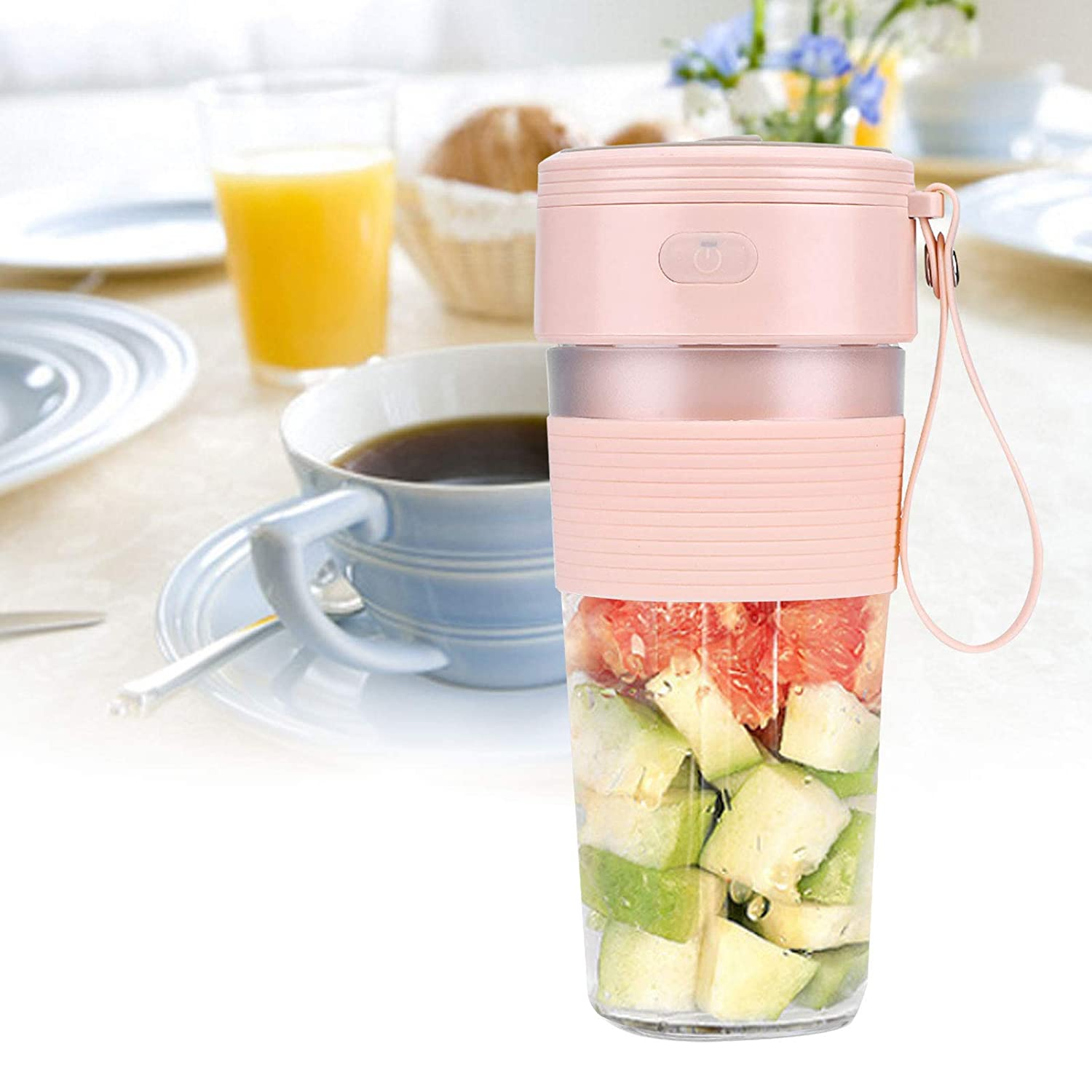 Astibym Food Grade Silicone Mini Juicer Double Blade Ranking TOP7 NEW before selling ☆ USB S-Type