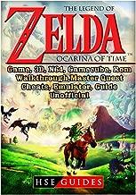The Legend of Zelda Ocarina of Time, Game, 3d, N64, Gamecube, Rom, Walkthrough, Master Quest, Cheats, Emulator, Guide Unofficial