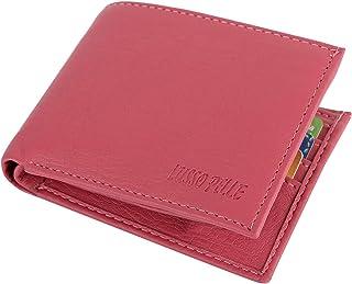 Lusso Pelle Synthetic Women's Wallet (albm-pnk-grn)