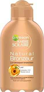 Garnier Ambre Solaire Natural Bronzer Lait Bronzant Hydratant 12h 150 ml