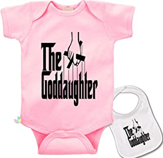 TWISTED ENVY Babygrow Baby Romper If You Think Im Cute See My Godfather