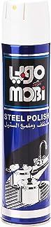 Mobi Steel polish, 400 ml