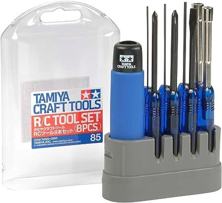Tamiya 300074085RC Tool Kit 8Pieces