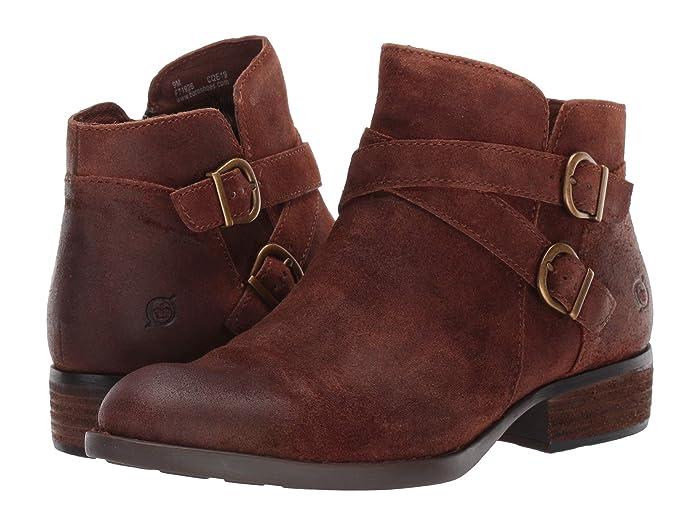 Born  Ozark (Rust Distressed) Womens  Boots