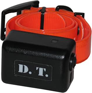 D.T. Systems H2O ADDON-O Orange Receiver Collar
