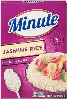 Minute Jasmine 12-Ounce