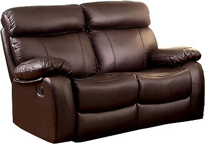 Groovy Amazon Com Homelegance 8326Blk 3 Pendu Reclining Sofa Top Dailytribune Chair Design For Home Dailytribuneorg