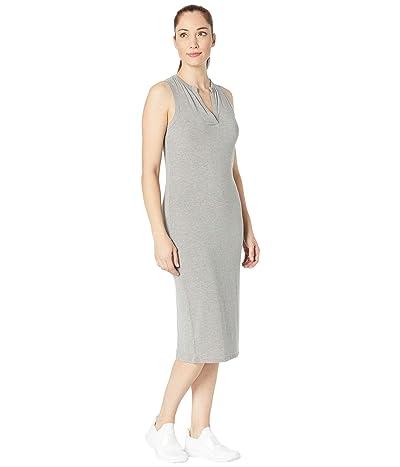 Prana Foundation Midi Dress (Heather Grey) Women