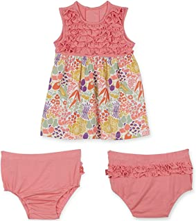 Magnificent Baby Magnetic Me Dress and Diaper Cover Set