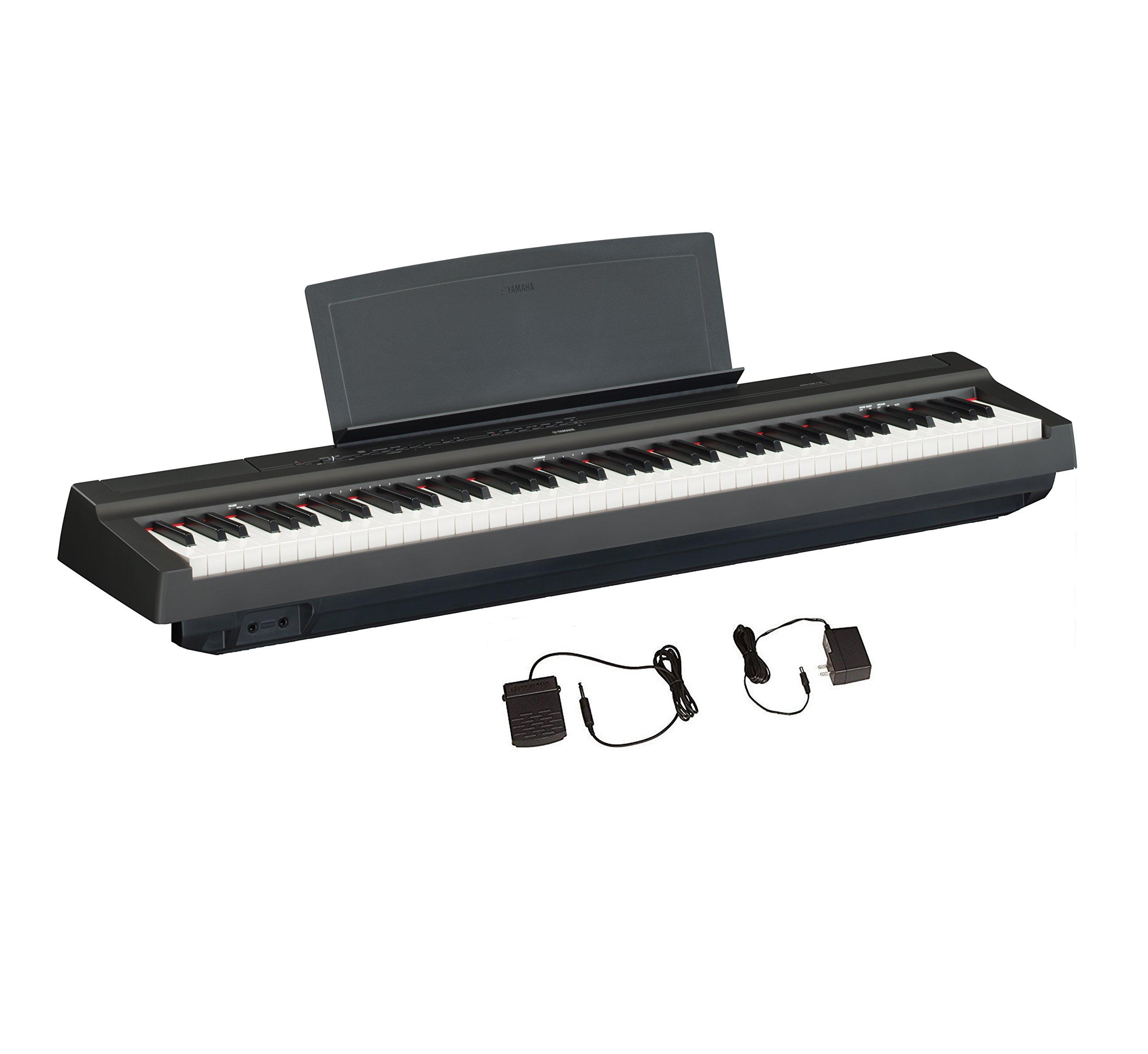 Yamaha 88 Key Weighted Digital Sustain