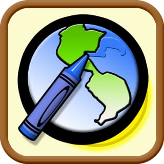 Color My World Lite - The Coloring Book App With a TWIST!