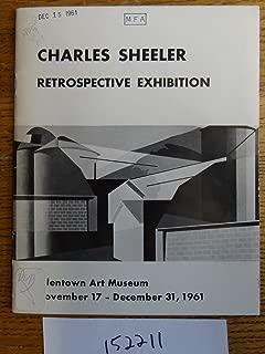 Charles Sheeler: Retrospective Exhibition, November 17-December 31, 1961
