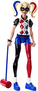 DC Super Hero Girls Muñeca Harley Quinn (Mattel DMM36)