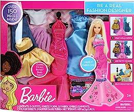 LOT of 6 Genuine Mattel Barbie Doll Dolls Fashion Clothing Clothes Dress Dresses