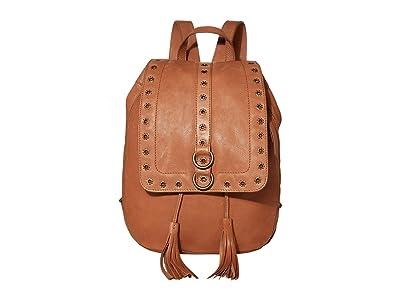 FRYE AND CO. Evie Backpack (Cognac) Backpack Bags