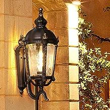 ETH Outdoor Waterproof Creative Wall Lamp Villa Retro Corridor Aisle Garden Exterior Wall Lamp Outdoor Balcony Garden Lamp...