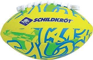 Schildkroet-Funsports Unisex's Neoprene Mini-American Football, Multi-Colour, Small