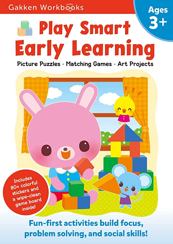 Play Smart Early Learning 3+