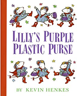 lilly and the purple plastic purse