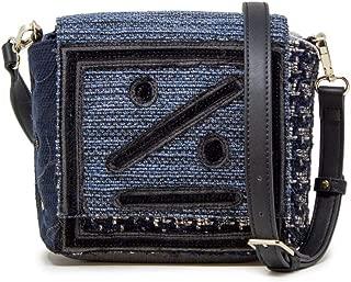 Luxury Fashion   Desigual Womens 19WAXAB7BLUE Blue Shoulder Bag   Fall Winter 19