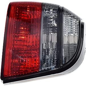 Tail Light Taillight Brake Rear Light Housing Left LH NEW For 1993-1998 VW Golf Mk3