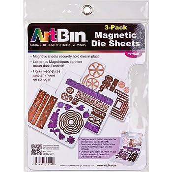 6979AA ArtBin Magnetic Die Sheets 9 Pack