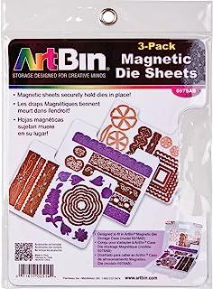 Art Bin fogli magnetici 3/pkg-7.325