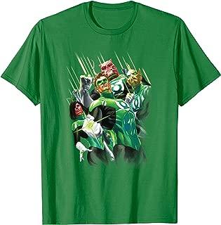Green Lantern Power of the Rings T-Shirt
