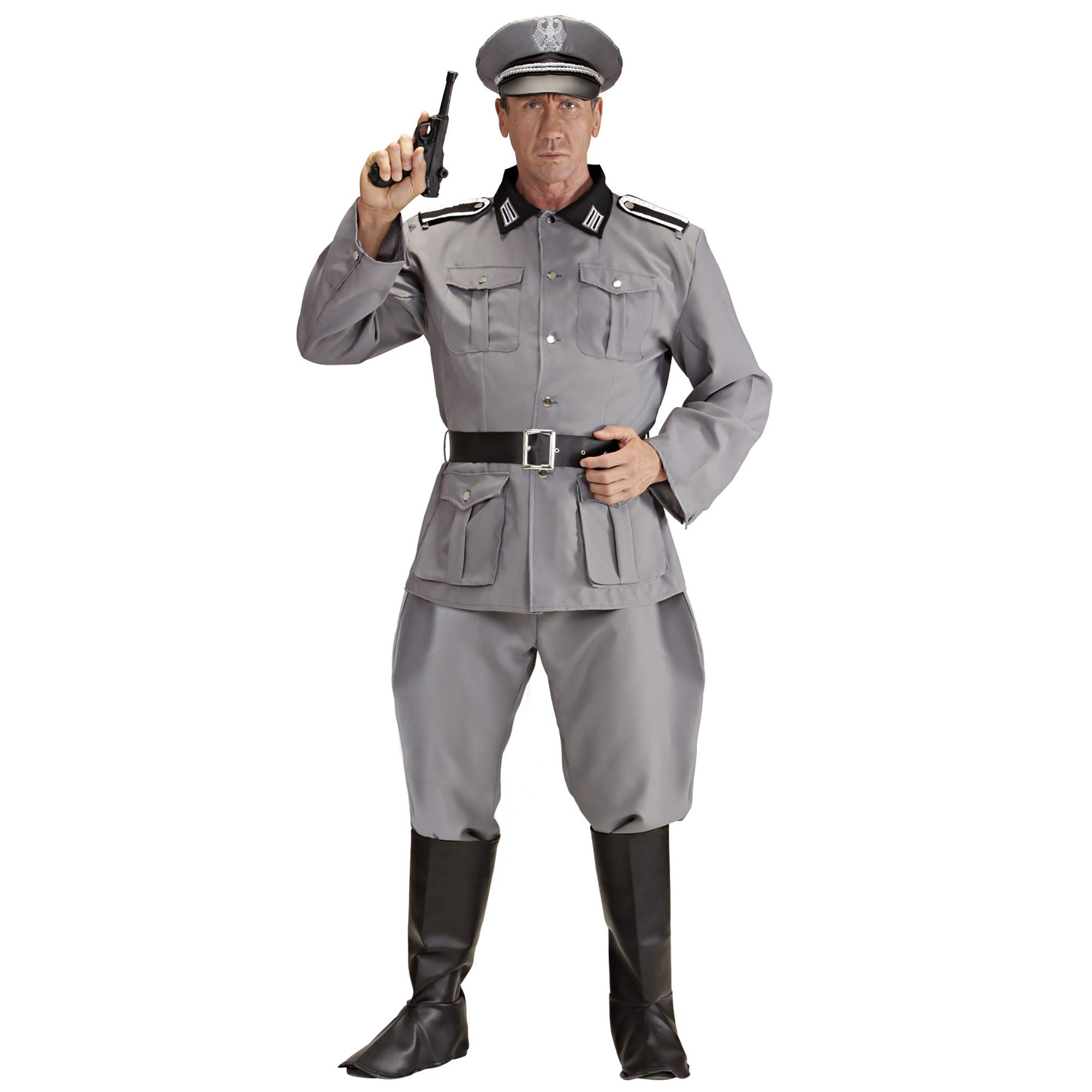 WIDMANN Widman - Disfraz de soldado militar para hombre, talla M ...