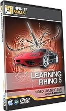 Learning Rhino 5 Training DVD - Tutorial Video