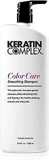 Keratin Complex Color Care Smoothing Shampoo, 33.8 oz