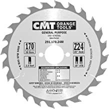 CMT Orange Tools 291.170.24M - Sierra circular 170x2.6x30 z 24 atb 20 grados