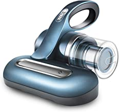 UV Sanitizing Dust Mite Vacuum with HEPA Filter | Handheld and Portable with Rechargeable Battery | Make Lemonade
