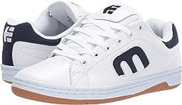 White/Navy/Gum